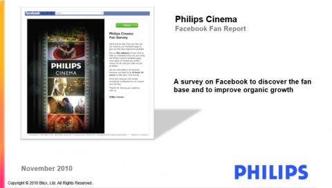 Philips Cinema